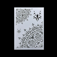 For Wall Painting Scrapbooking Stamping Craft Mandala Stencils Template Tool DIY