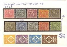 LOT PORTUGAL TIMBRES NEUFS ** COTE + € 115
