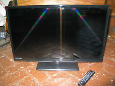 "32"" TCL LCD Black Television Smart T.V. Monitor with Video USB HDMI Hookups"