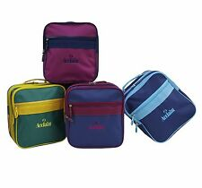 ACCLAIM Alnwick Nylon Small Mini Four Bowls Bowlers Locker Bag Removable Base