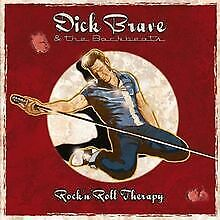 Rock'n'Roll Therapy von Dick Brave & the Backbeats | CD | Zustand gut