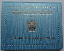 2 Euro Vatican Vatikan Watykan 2012 Original Unc RAR