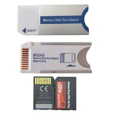 For Sony Memory stick Pro Duo MS Adapter with plastic case MSDAD Hot Sale