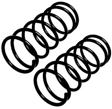 Pair Front Coil Spring Compatible With Ford Capri Mk III 3 2.8 1981-1987