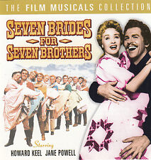 Seven Brides For Seven Brothers-1954-Original Movie Soundtrack-FMC-26 Track-CD