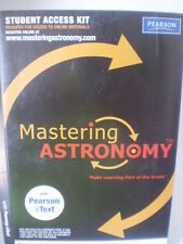 Mastering Astronomy ~ Student Access Kit ~ Cosmic Perspective 6th Ed NEW
