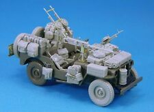 Legend 1/35 #1233 SAS jeep conversion set pour 2 véhicules