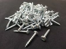 4.3 X 25 GIMLET POINT FRICTION HINGE SCREW BZP (PACK OF 100)