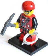 Genuine Lego 71002 Series 11 Minifigure no. 9 Mountain Climber