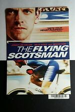 THE FLYING SCOTSMAN JOHNNY LEE MILLER MINI POSTER BACKER CARD (NOT A movie )