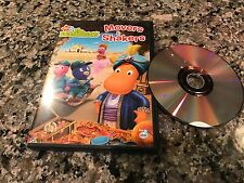 Nick Jr The Backyardigans Mover & Shakers DVD!