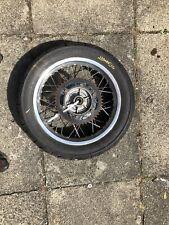 bmw f650 gs Rear Wheel 2006