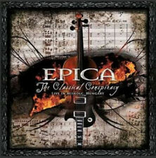 Epica : The Classical Conspiracy CD (2013) ***NEW***