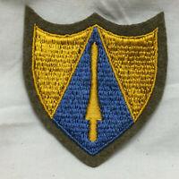 Vintage Military Badge Patch 65 Cav Division Emblem