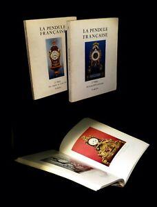 HORLOGERIE HORLOGES PENDULES TARDY - La Pendule française / Origines à nos jours