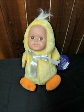 Plush Baby Dolls Special Creations By Kellytoy Doll Face Duck