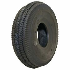 New Stens Tire 160-605 for 4.10x3.50-4 Saw Tooth 2 Ply