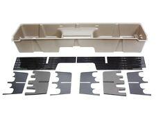 Du-Ha Underseat Storage Gun Case 99-07 Chevy Silverado Extended Cab Tan 10003