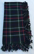 "Scottish Kilt Fly Plaid Mackenzie Tartan 48"" x 48""/Highland Kilt Fly Plaids/kilt"