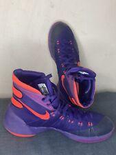 nike hyperdunk 2015 purple/pink/orange Size 11.5