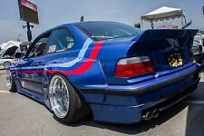 RPG RR Carbon Trunk Spoiler Duck Wing for 95-99 BMW E36 M3 3 Series RB Pandem
