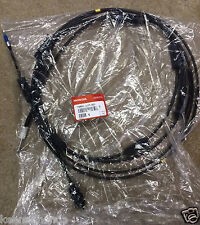 Genuine OEM Honda Civic 2dr Coupe Trunk / Gas Door Release Cable 2001-2005 Fuel