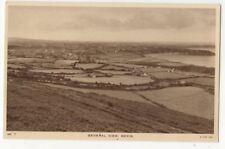 General View Nevin North Wales Vintage Tuck Postcard 808b
