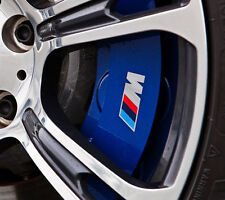 BMW M Brake Caliper Calliper Decals Stickers for M3 M4 M5. Various Colours.