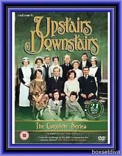 UPSTAIRS DOWNSTAIRS  THE COMPLETE SERIES *BRAND NEW DVD BOXSET*