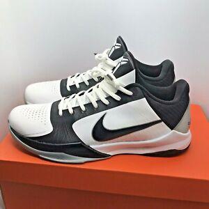 Rare Nike Zoom Kobe V TB (5) White, Size 12, 407710-100