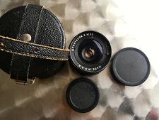 Für M42 schraub Pentacon 3.5/30 wide angle Objektiv / lens