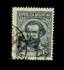 Argentina Stamps /1945-47  / Martin Guemos /  Used