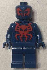 Genuine Lego Marvel Superheroes sh539 Spider-Man Spiderman 2099 Minifigure
