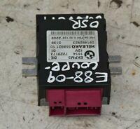 BMW 1 Series Fuel Pump Control Unit 1614 7229173-01 E88 118D Convertible 2009