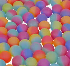 36 ICY 27MM SUPERBALLS, HIGH BOUNCE, BOUNCY BALL BALLS, SUPER FAST SHIPPING!!