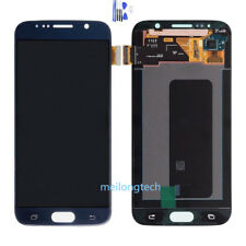 Display Lcd Touch Screen Schermo For Samsung Galaxy s6 G920F dark blue+cable new