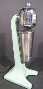 VINTAGE OLD SCHOOL MCM HAMILTON BEACH #18 SINGLE HEAD MILKSHAKE & MALT MAKER