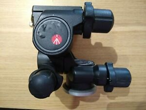 Manfrotto 410 Geared Tripod Head With Quick Release Plate