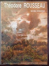 Théodore Rousseau : Catalogue raisonné de l'oeuvre graphique