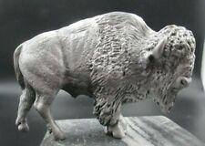 american buffalo canadian  car hood ornament