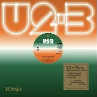 "U2 THREE U2-3 12"" EP VINYL ALBUM RSD 2019 BLACK FRIDAY RSD *LIMITED SOLD OUT*"