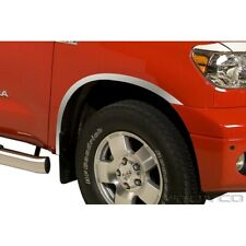 Putco 07-13 Toyota Tundra - Full Stainless Steel Fender Trim 97178
