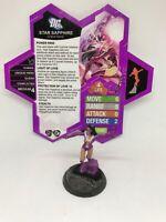 Heroscape Custom Star Sapphire DC