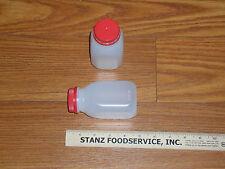 31-8 0z.HDPE FOOD GRADE PLASTIC MILK JUGS / JUICE BOTTLES WITH TAMPER PROOFCAPS