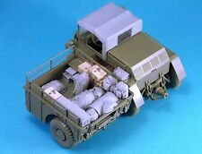 Legend 1/35 M561 Gama Goat 6x6 Cargo Truck Stowage Set (for Tamiya 35330) LF1276