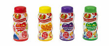 Little Kids Jelly Belly Scented 4 fl oz Bubbles with Wand (Pack of 4) New