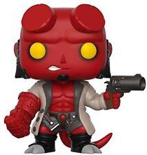 Hellboy - Hellboy w/ Jacket - Funko Pop! Comics: (2017, Toy NUEVO)