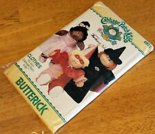 Butterick: Pattern #6935 Cabbage Patch Kids Costumes #6935 Partially cut - Guc