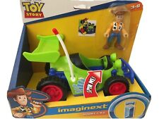 Imaginext Disney Pixar - Toy Story Woody and RC Toy Gift NEW*