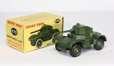 Dinky Toys 670, Armoured Car, Mint in Box               #ab1644
